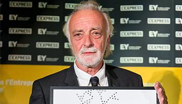 André PAYERNE PRIX DE L'ENGAGEMENT SOCIÉTAL