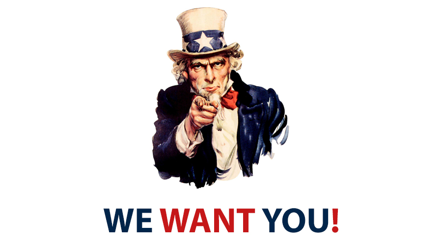 "R茅sultat de recherche d'images pour ""we want you"""