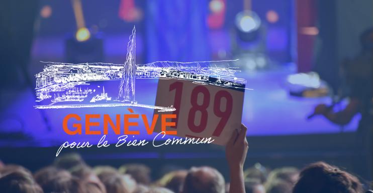 Genève pour le Bien Commun